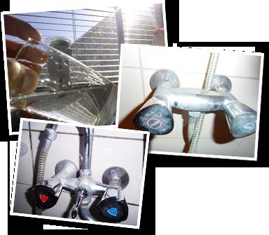 Les dépôts de calcaire sur les robinets | Minimax
